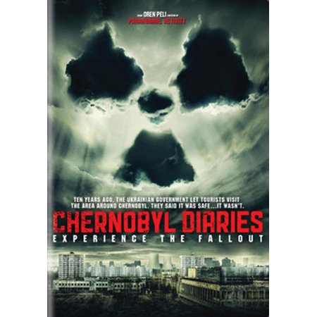 Chernobyl Diaries (DVD) (Phillip Halloween)