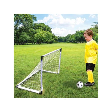 Kole Imports OS883-3 2 in 1 Soccer & Hockey Game Set - Pack of 3 - Horns At Soccer Games
