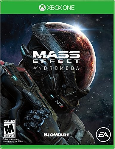 Mass Effect Andromeda, Electronic Arts, Xbox One, 014633734096