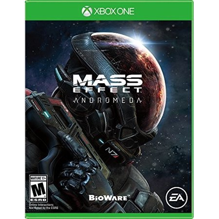 Mass Effect Andromeda, Electronic Arts, Xbox One, (Mass Effect Andromeda Pre Order Bonus Xbox One)