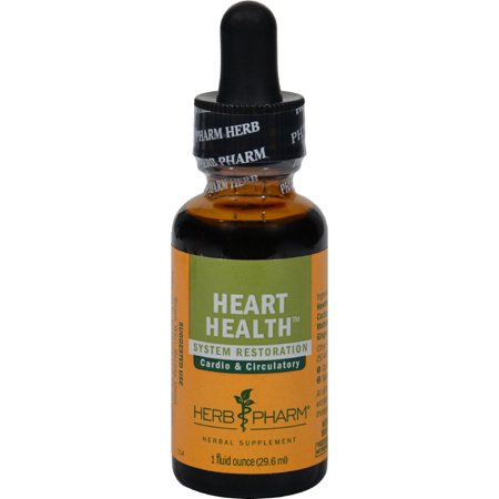 Herb Pharm Healthy Heart Tonic Liquid Herbal Extract - 1 fl