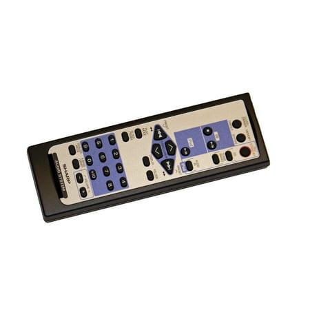OEM Sharp Remote Control: XLDK227N, XL-DK227N, XLDK257N, XL-DK257N