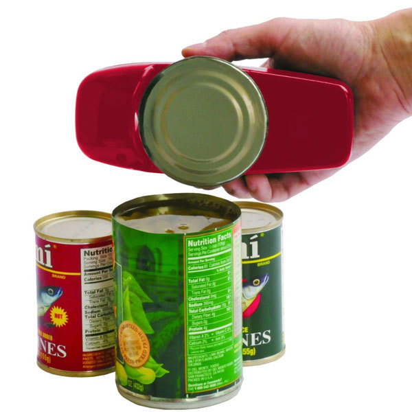 As Seen On TV Handy Can Opener Red by