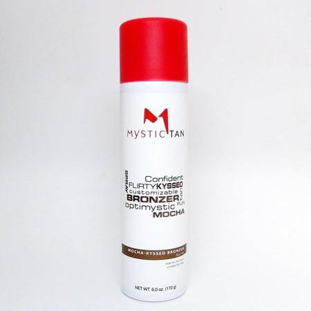 Mystic Tan MOCHA-KYSSED Bronzer Spray - 6 oz.