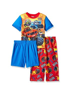 6a8205b2223c Product Image Blaze and the Monster Machines Toddler Boys 3 piece Pajamas  Set 21ZQ039EZS