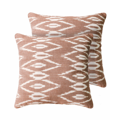 Pegasus Home Fashions Alyssa Throw Pillow (Set of 2)