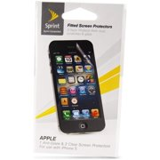 Sprint Screen Anti-Glare Screen Protector for Apple iPhone 5/5s (3 Pack) - Clear