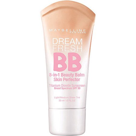 Maybelline Dream Fresh BB Cream Sheer Tint 8-In-1 Skin Perfector