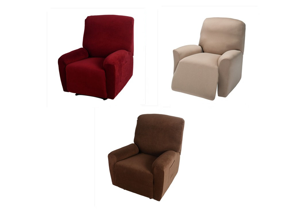 Ktaxon Recliner Fitting Stretch Slipcover Cover Sofa Furniture Armchair Seat Home by