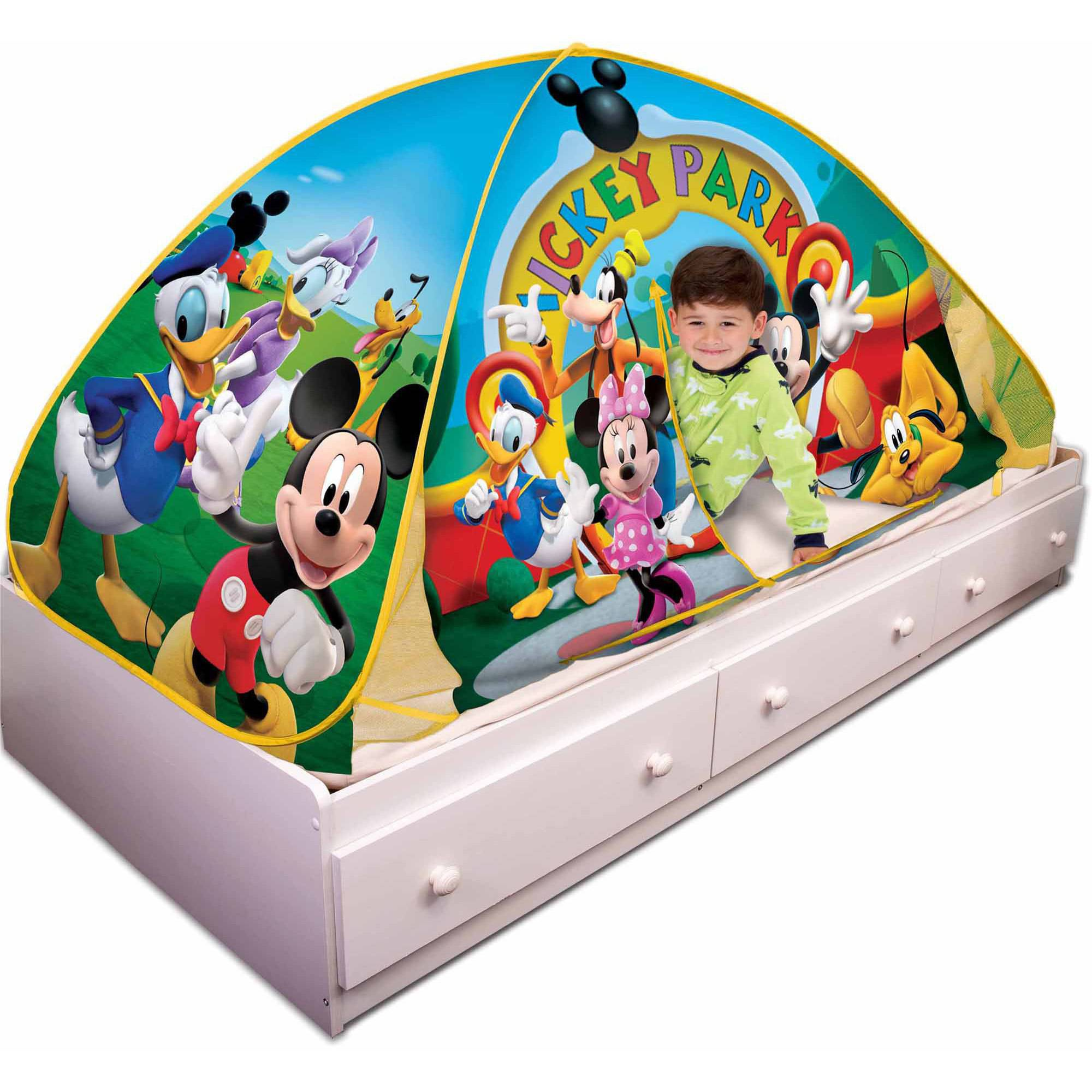 sc 1 st  Walmart & Playhut Disney Mickey Mouse 2-in-1 Tent - Walmart.com