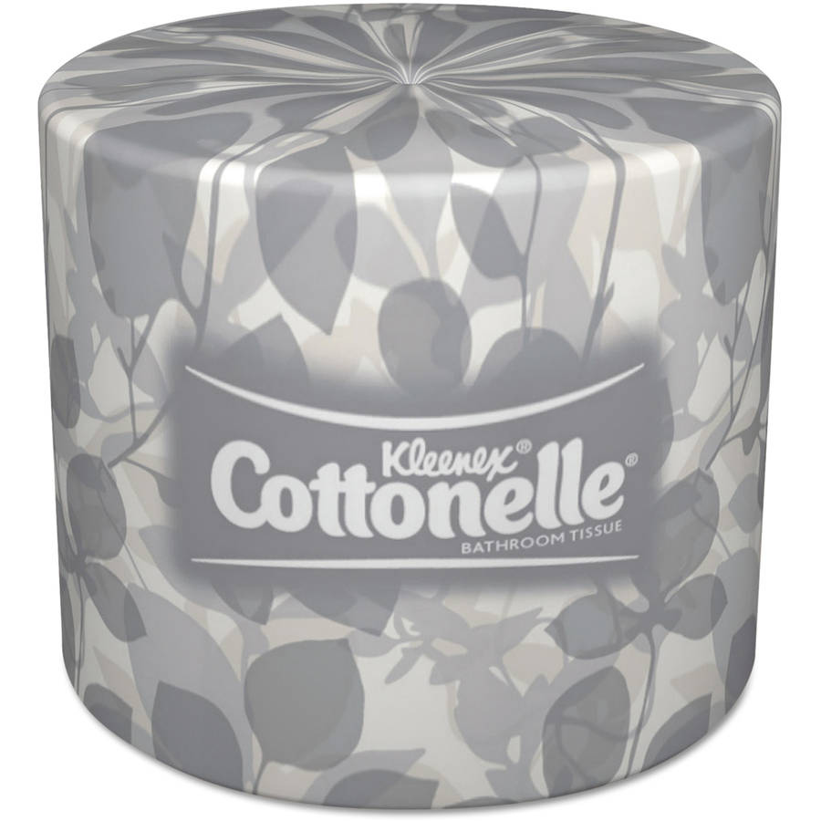 Kimberly-Clark Professional Kleenex Cottonelle Two-Ply Bathroom Tissue, 505 sheets, 60 ct