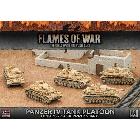 Panzer IV Tank Platoon New