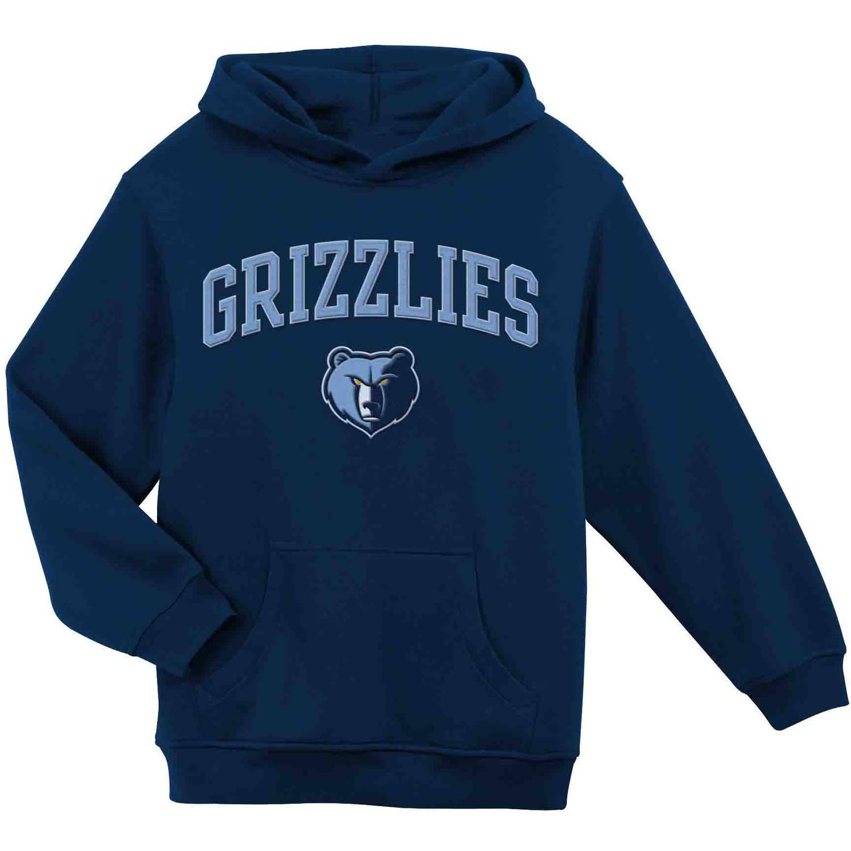 NBA Memphis Grizzlies Youth Team Hooded Fleece