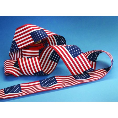 U.S. Flag Store Flag Pattern Cotton Bunting - 8