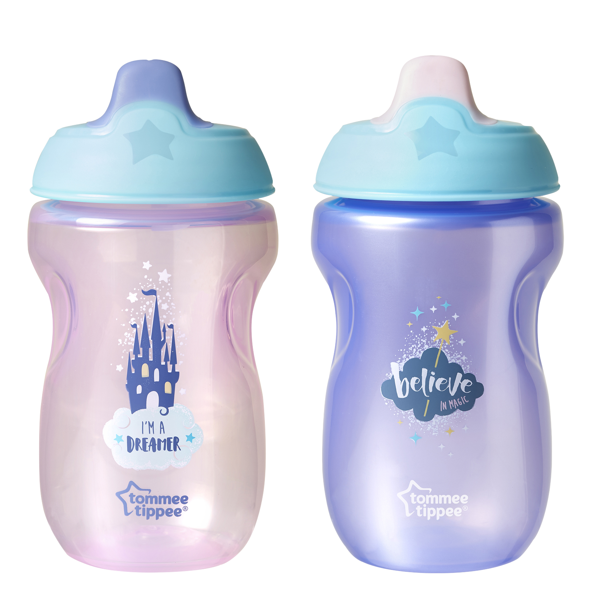 Tommee Tippee Soft Spout Sippy Cup - 2 pack
