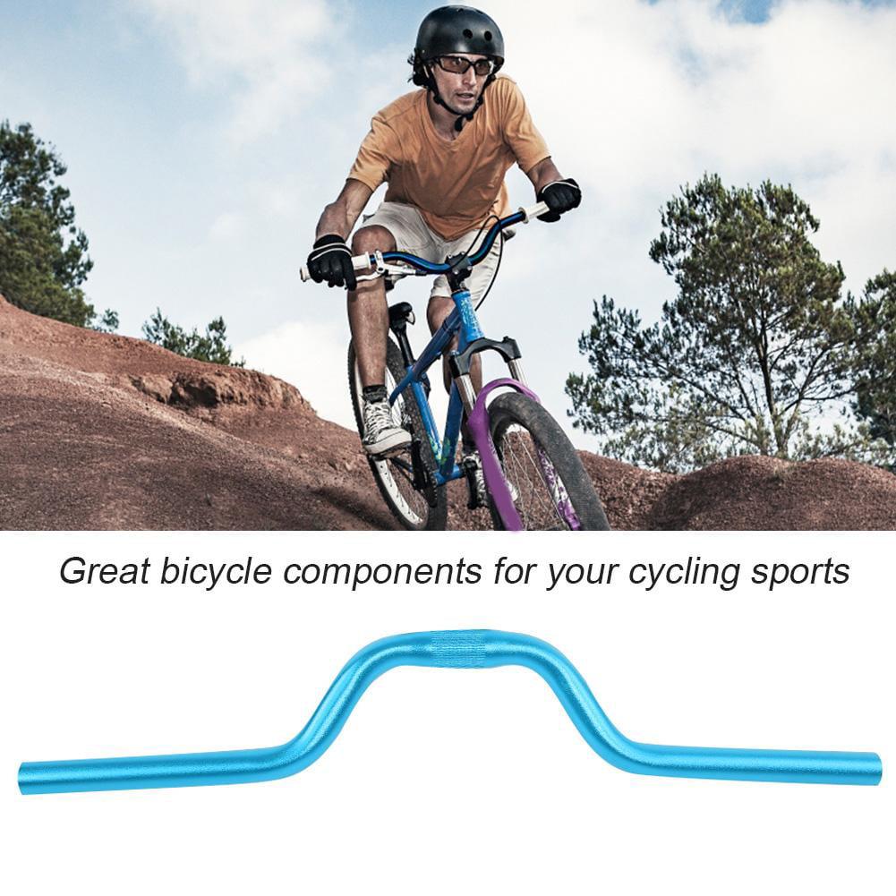 Fixed Gear MTB Road Bike Bicycle Aluminum Alloy Riser Bar Handlebar