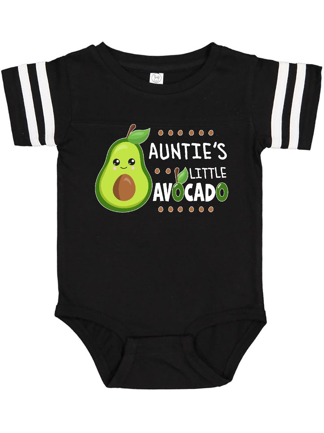inktastic Aunties Little Football Fan Long Sleeve Creeper