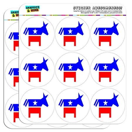 Democrat Donkey 2