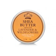 Lavender & Wildflowers Infused Butter Nubian Heritage 4 oz Cream