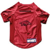 Arkansas Razorbacks Little Earth Pet Stretch Jersey