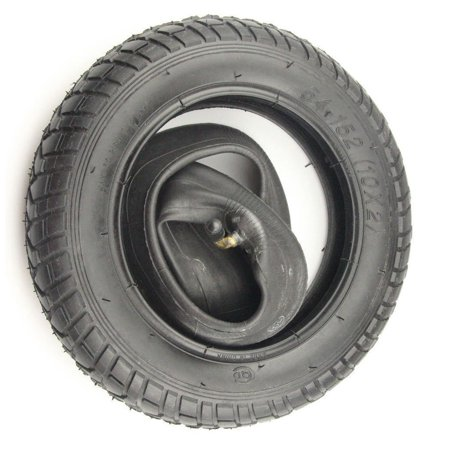Tire Trike (10 x 2 Tire and Inner tube combo, for Kid Schwinn Tricycle, baby stroller)