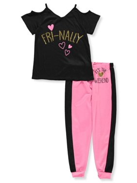 924ca7ad93 Product Image Delia s Girls  2-Piece Pajamas