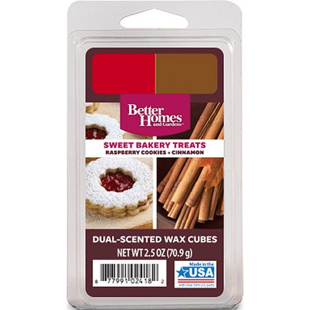 Better Homes And Gardens Duo Wax Cubes Sweet Bakery