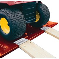 Keeper 05674 Ramp Kit with Hardware, 700 lb, 7-1/4 in L