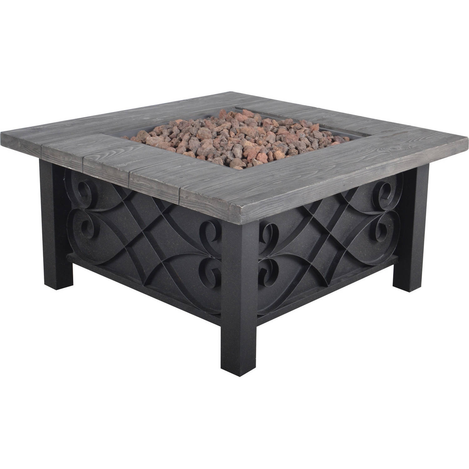 Marbella Gas Fire Table