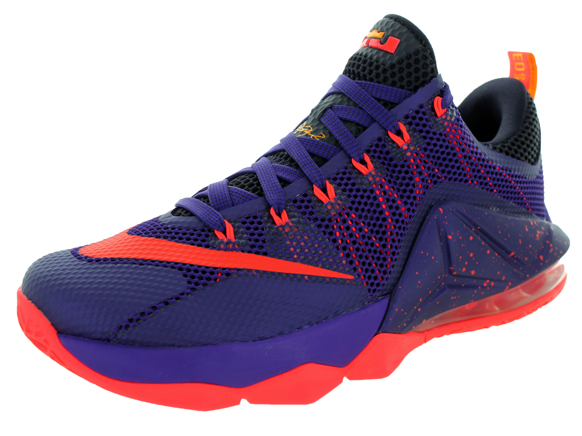 Nike Men's Lebron XII Low Basketball Shoe