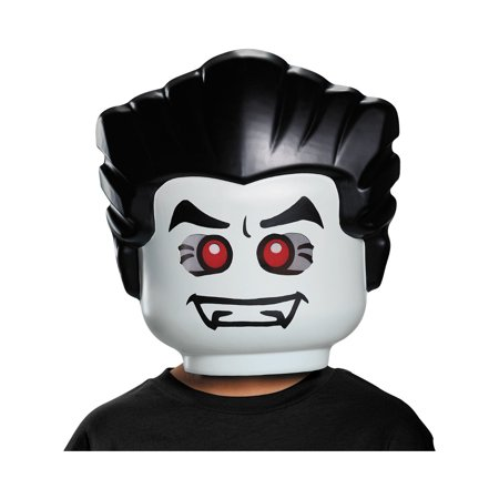 Child's LEGO® Iconic Characters Vampire Mask Costume Accessory