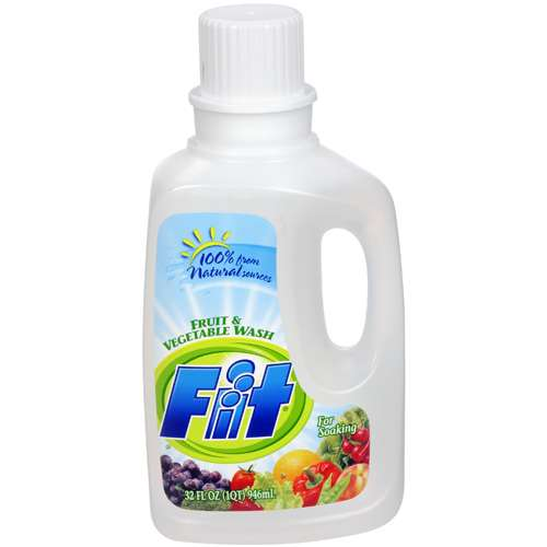 fit fruit and vegetable wash What is the best way to wash and clean fruits and vegetables there have been many disease outbreaks linked to fresh produce even though, i think the just the water rinse is good enough, i am going to test the fit fruit and vegetable wash on grapes later this week.