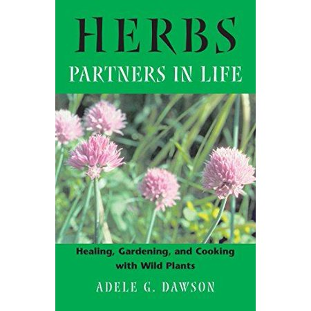 Herbs: Partners in Life: Healing, Gardening, and Cooking with Wild Plants - image 1 of 1