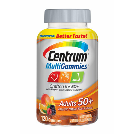 Centrum Adults 50+ MultiGummies Multivitamin Adults 50+ MultiGummies Multivitamin & Multimineral Supplement Adults 50+ MultiGummies Multivitamin & Multimineral Supplement.