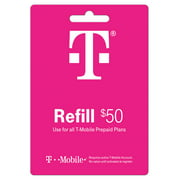 T-Mobile Prepaid $50 e-PIN Top Up (Email Delivery)