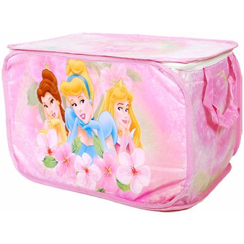 Idea Nuova Disney Princess Collapsible Storage Hamper