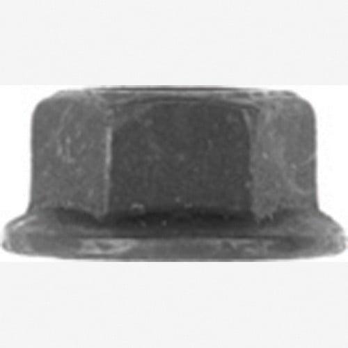 Auto Body Dr. 6340 Metric Hex Flange Nut Black 11.8mm