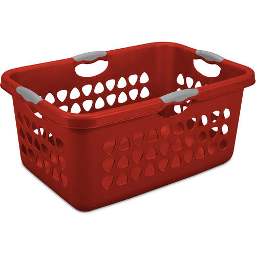 Sterilite 2 Bushel Ultra Laundry Basket- Multiple Colors (Available in Case of 6 or Single Unit)