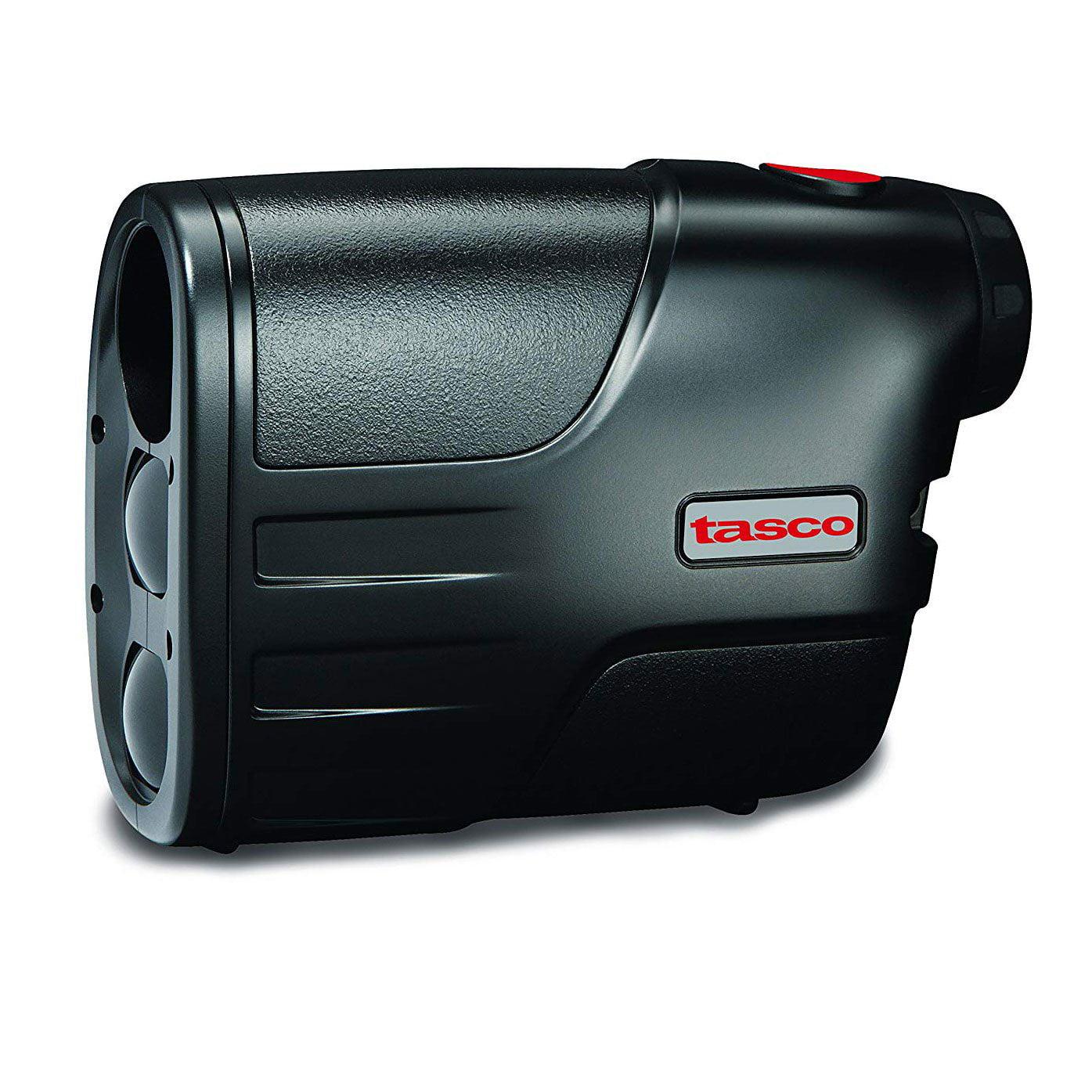 Tasco VLRF600 Performance Magnifying LCD Golf Distance Laser Rangefinder, Black