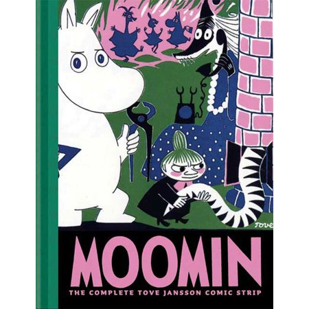 Moomin Book Two : The Complete Tove Jansson Comic Strip 2 Very Fine Comic Book