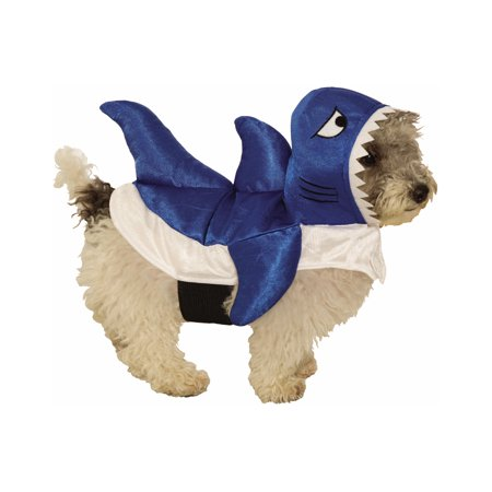 Shark Blue Pet Cute Sea Animal Cat Dog Halloween Costume