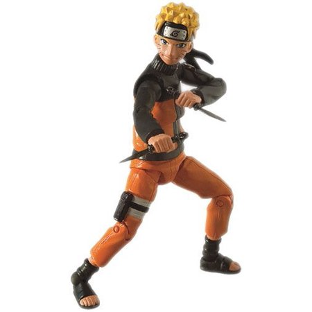 - Toynami Naruto Shippuden 4-Inch Poseable Action Figure Series 1