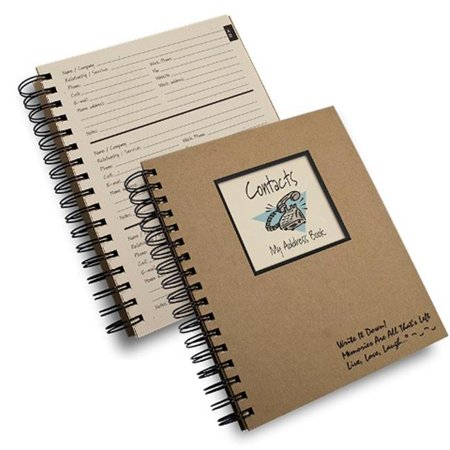 Journals Unlimited Ju 20 Contacts   My Address Book