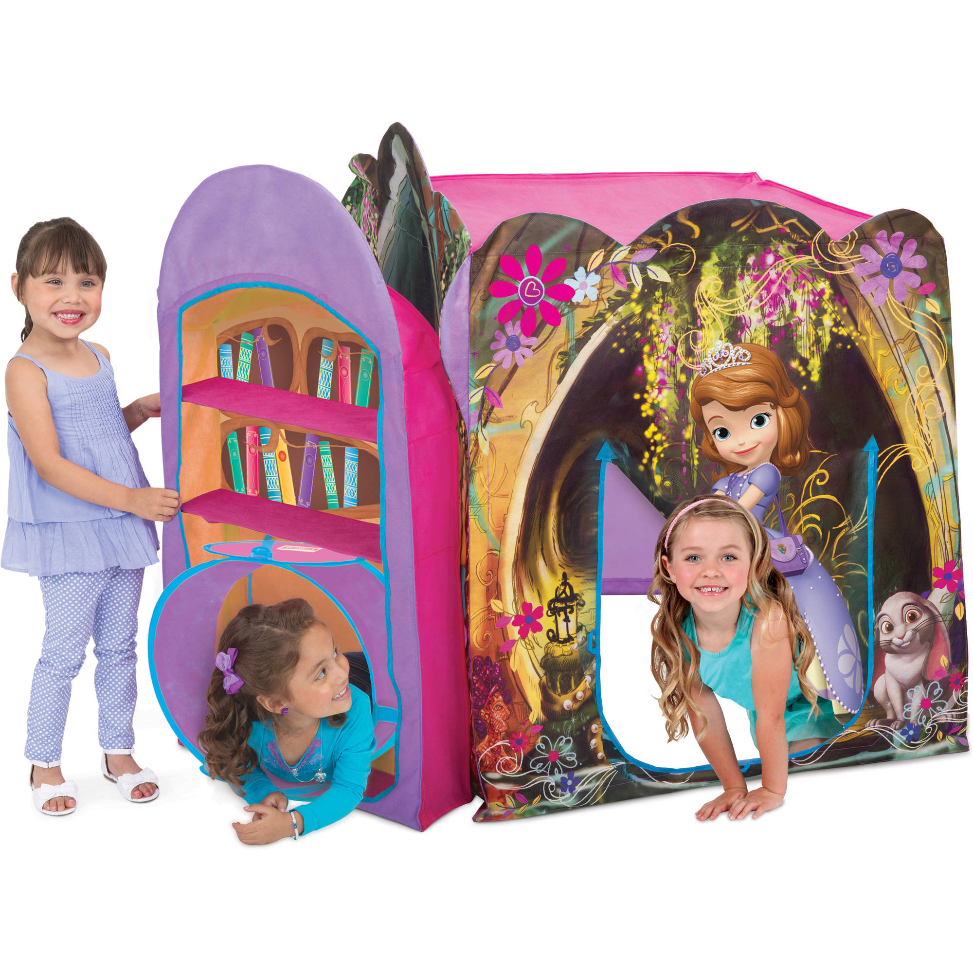 Sofiau0027s Magical World Play Tent  sc 1 st  Walmart & Playhut - Walmart.com