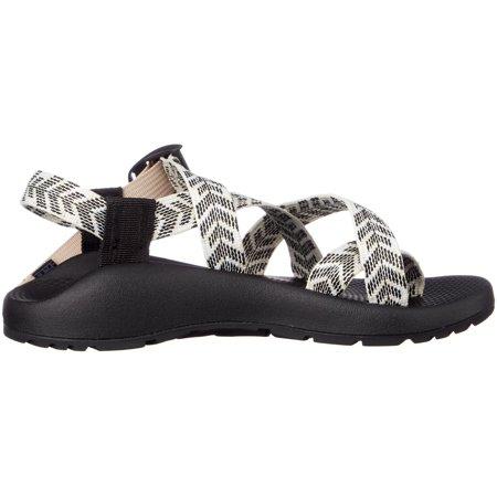 7a872b6fb1ea Chaco - Chaco J106564  Z2 Womens Trine Black White Classic Sandals - Walmart .com
