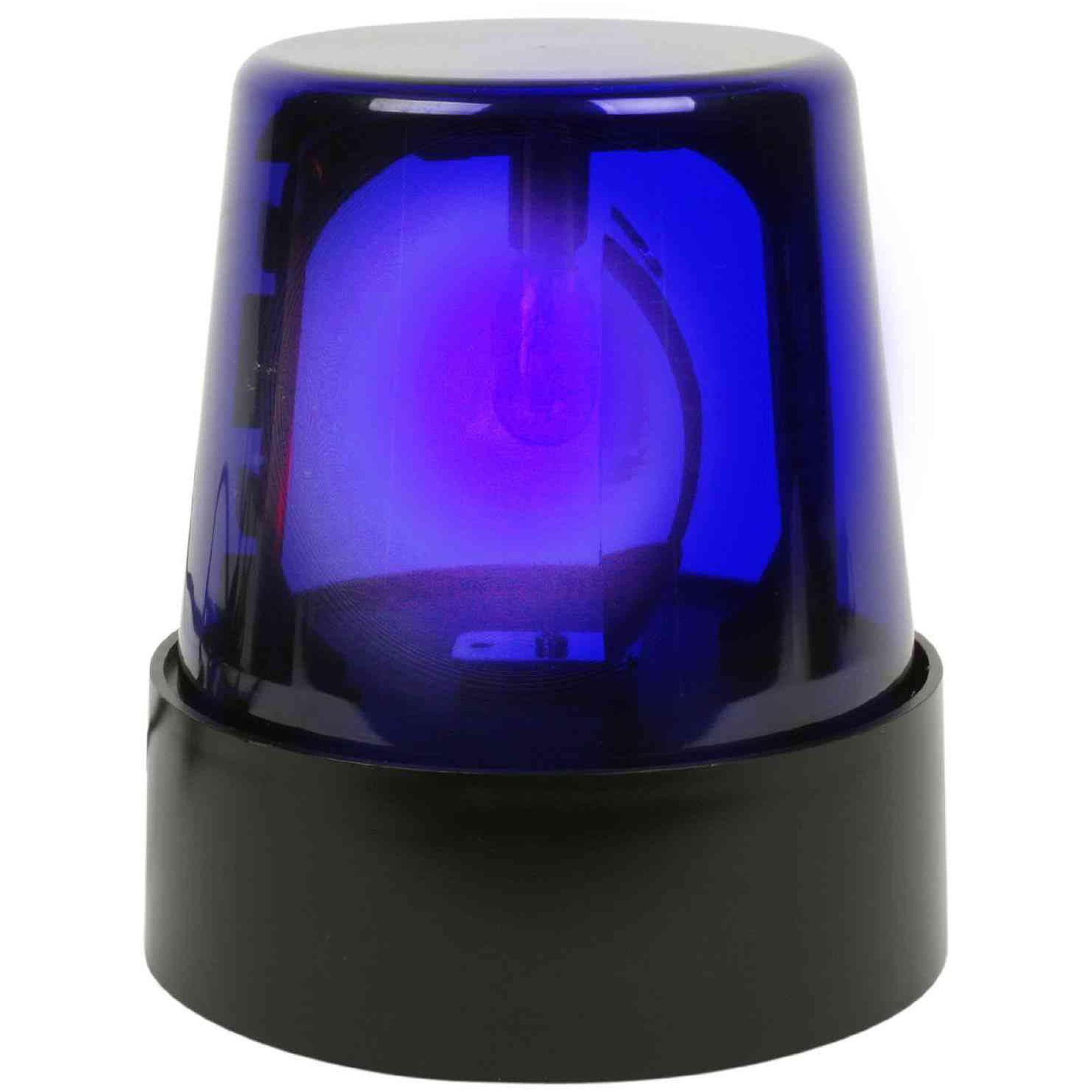 "Rhode Island Novelty 7"" Blue Police Beacon Light"
