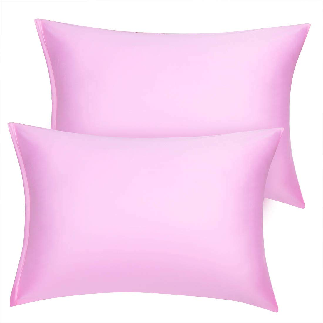 Popeven Super Soft And Luxury Silky Pillow Cases Covers