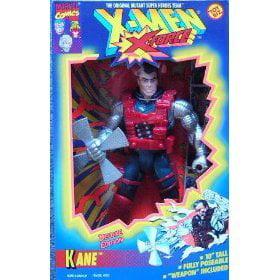 "X-Men Kane 10"" Deluxe Edition Action Figure Toy Biz - image 1 de 1"