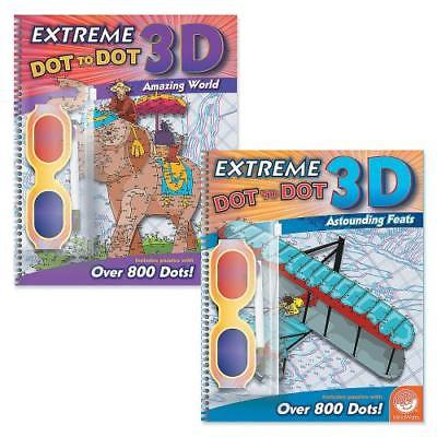 In-13784024 Extreme Dot To Dot 3d: Set Of 2 Price For 1 Piece
