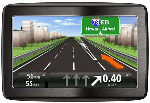 Refurbished TomTom VIA1535M Car GPS Navigation System by TomTom
